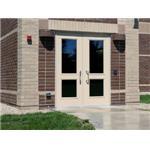 Special-Lite, Inc. - SL-17® FRP - Pebble Grain Aluminum Hybrid Door