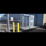 Boon Edam Inc. - Turnlock Side Gate - Access Gates