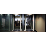 Boon Edam Inc. - Circlelock - Security Doors & Portals