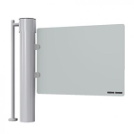 Boon Edam Inc. - Winglock 900 - Access Gates