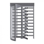 Boon Edam Inc. - Turnlock 150 ASTG - Full Height Turnstiles