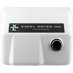 Excel Dryer, Inc. - LEXAN® Series Hand Dryers - HO-BL (SHP)