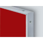 Bobrick Washroom Accessories, Inc. - AccentSeries™ 1530 High Pressure Laminate Toilet Partitions