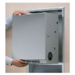 Bobrick Washroom Accessories, Inc. - 3961-50 ClassicSeries® Touch-Free, Pull Towel Dispenser Module