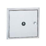 Bobrick Washroom Accessories, Inc. - B-505 Recessed Specimen Pass-Thru Cabinet