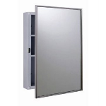 Bobrick Washroom Accessories, Inc. - B-297 Surface-Mounted Medicine Cabinet