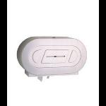 Bobrick Washroom Accessories, Inc. - B-2892 ClassicSeries® Surface-Mounted Twin Jumbo-Roll Toilet Tissue Dispenser