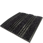 Nystrom - MAXtread Vinyl Mat with Carpet Inserts