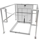 Nystrom - Floor Door Safety Railing