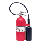 Nystrom - Carbon Dioxide Fire Extinguisher