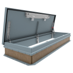 Nystrom - Personnel Roof Hatch
