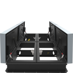 Nystrom - Quad Door AcousticMAX™ 50 Smoke Vent