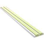 Nystrom - Photoluminescent Inset Ribbed Bar Abrasive Nosing