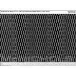 "McNichols Co. - Expanded Metal, 1/4 #18 Flattened, Plain Steel, 48.0000"" x 96.0000"" - 5600141848"