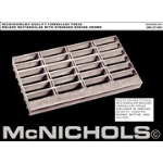 McNichols Co. - MSGFR Molded Stair Tread Fiberglass - F26812TC21