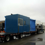 Little Buildings, Inc. - Prefabricated Control Booth
