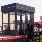Little Buildings, Inc. - Bus Stop-Smoking Shelter - Model #LB 68BS GR 6' x 8'