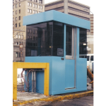 Little Buildings, Inc. - 46PC 4' x 6' Panorama Cashier Booth