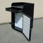 Little Buildings, Inc. - Valet Podium