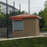 Little Buildings, Inc. - Guard House or Press Box 8' X 12'