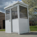Little Buildings, Inc. - Guard House Preassembled 4' x 6'