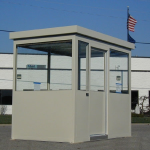 Little Buildings, Inc. - Prefab Guard House 6' x 10'