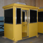 Little Buildings, Inc. - Parking Booth 5' x 8'