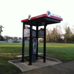 Little Buildings, Inc. - Automated Pay Station Canopy 3'X4'