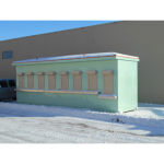 Little Buildings, Inc. - Ticket Booth/Portable Box Office 8'x24'