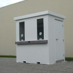Little Buildings, Inc. - Ticket Booth Two Window