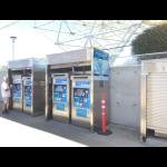 Little Buildings, Inc. - Ticket Vending Machine Enclosure Stainless Steel