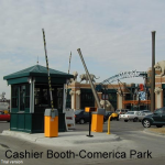 Little Buildings, Inc. - Parking Booth Colonial Series