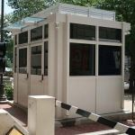 Little Buildings, Inc. - Guard House 11'X12'