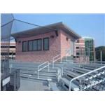 E & D Specialty Stands, Inc. - Angle Frame Bleachers
