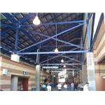 E & D Specialty Stands, Inc. - I-Beam Design Grandstands