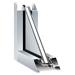 Citadel Architectural Products, Inc. - GlazeGuard® 1000 WR Plus Water Resistant Glazing Infill Panels