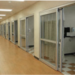 TORMAX USA Inc. - TX9600TLSR Trackless Smoke Rated Healthcare Door System