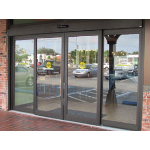 TORMAX USA Inc. - TX9200 Series Storm Non-Impact w/iMotion 2301 Sliding Door System