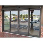 TORMAX USA Inc. - TX9200 Series Storm Impact w/iMotion 2301 Sliding Door System