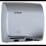 Bradley Corporation - 2902-2874 Aerix Hand Dryer, Adjustable Speed, Universal Voltage - Stainless Steel