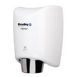 Bradley Corporation - 2922-2873 Aerix+ High Speed, High-Efficiency Hand Dryer - White