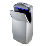 Bradley Corporation - 2921-S Aerix+ High Speed, Vertical Dual-Sided Hand Dryer - Silver