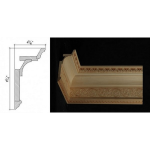 Driwood Moulding Company - Acanthus Moulding - CC-56