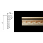 Driwood Moulding Company - Greek Key, Fret Moulding - CR-30