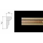Driwood Moulding Company - Greek Key, Fret Moulding - CR-31