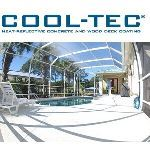 Tex-Cote LLC - COOL-TEC™ Heat-Reflective Concrete and Wood Deck Coating
