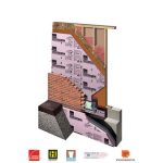 Owens Corning - CavityComplete® Wood Stud Wall System