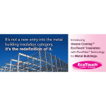 Owens Corning - Metal Building Insulation