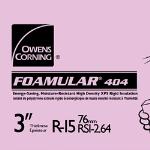 Owens Corning - Ballasted PRMA / Concrete Deck Insulation