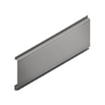 Morin - F-12-S (Optional Pattern) - Concealed Fastener Metal Wall Panel
